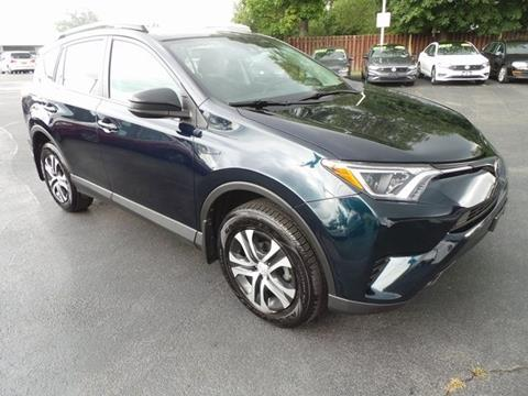2017 Toyota RAV4 for sale in Tonawanda, NY