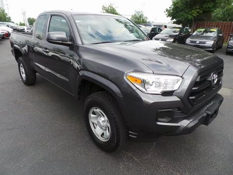 2017 Toyota Tacoma for sale in Tonawanda, NY
