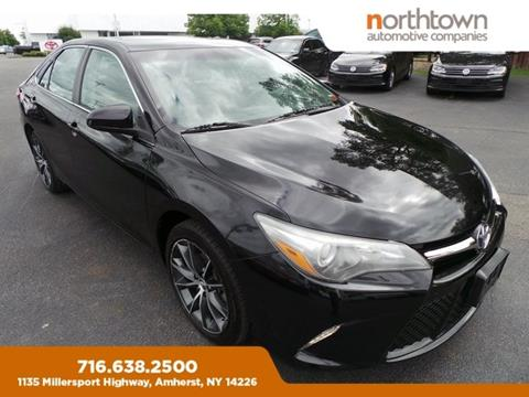 2015 Toyota Camry for sale in Tonawanda, NY