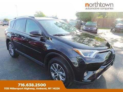 2016 Toyota RAV4 Hybrid for sale in Tonawanda, NY