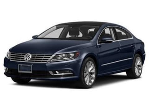 2016 Volkswagen CC for sale in Tonawanda, NY