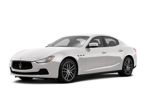 2017 Maserati Ghibli for sale in Tonawanda, NY