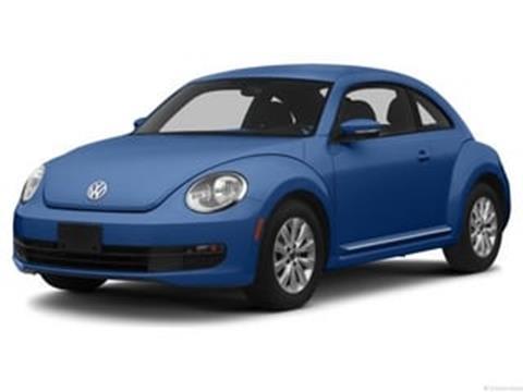 2013 Volkswagen Beetle for sale in Tonawanda, NY
