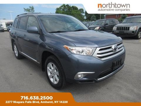 2012 Toyota Highlander for sale in Tonawanda, NY