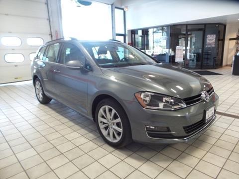 2015 Volkswagen Golf SportWagen for sale in Tonawanda, NY