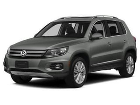 2015 Volkswagen Tiguan for sale in Tonawanda, NY
