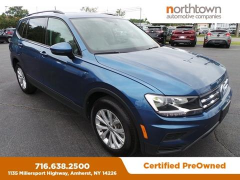 2018 Volkswagen Tiguan for sale in Tonawanda, NY