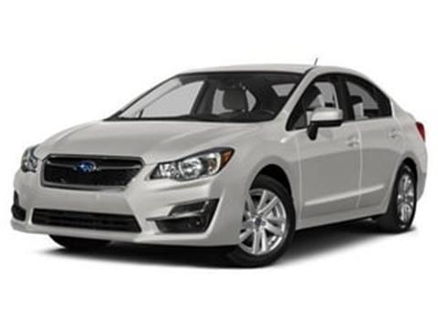 2016 Subaru Impreza for sale in Tonawanda, NY
