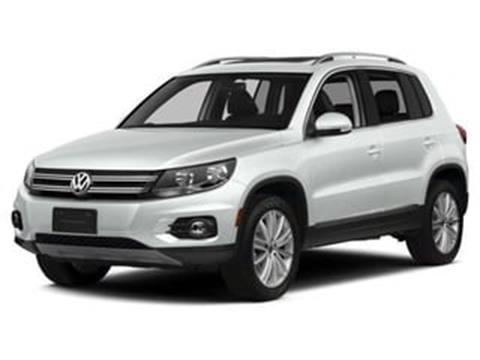 2017 Volkswagen Tiguan for sale in Tonawanda, NY