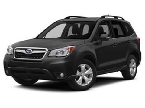 2015 Subaru Forester for sale in Tonawanda, NY