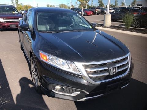 2015 Honda Crosstour for sale in Tonawanda, NY