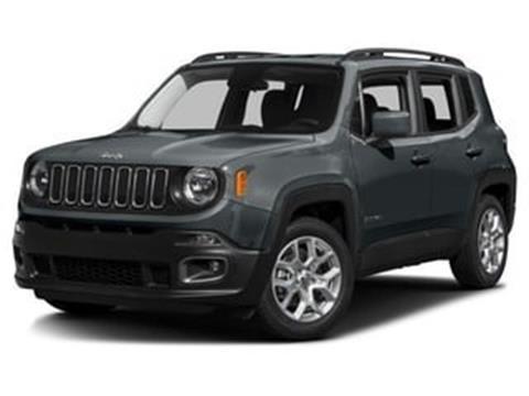 2017 Jeep Renegade for sale in Tonawanda, NY