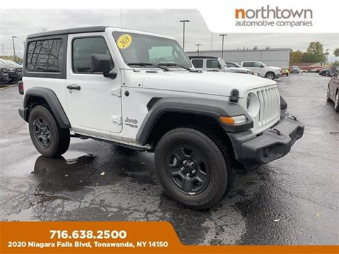 2018 Jeep Wrangler for sale in Tonawanda, NY