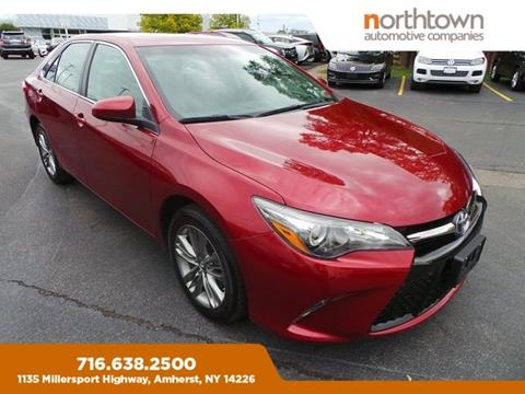 2017 Toyota Camry for sale in Tonawanda, NY
