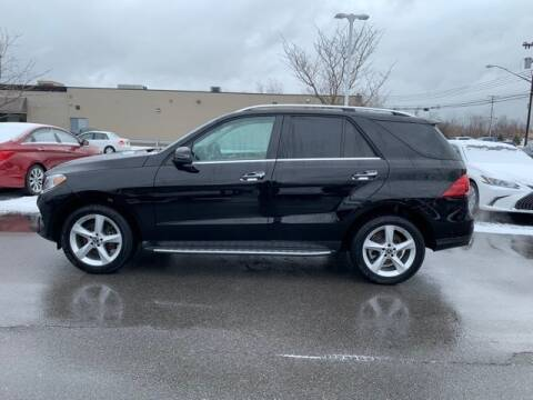 2018 Mercedes-Benz GLE GLE 350 4MATIC for sale at NORTHTOWN in Tonawanda NY