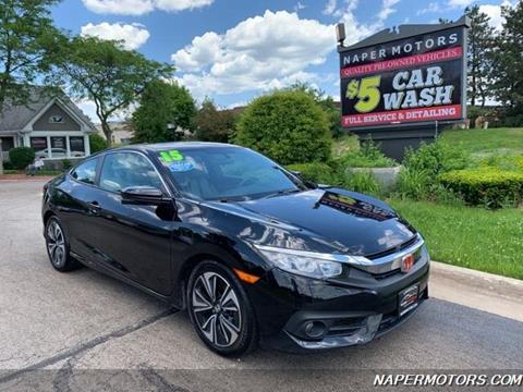 2016 Honda Civic for sale in Naperville, IL