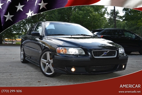 2004 Volvo S60 R For Sale In Duluth Ga