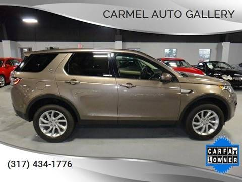 2016 Land Rover Discovery Sport for sale in Carmel, IN