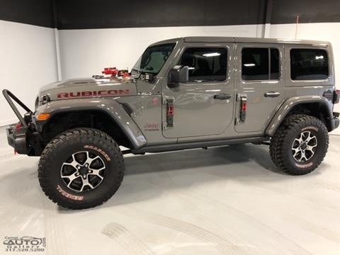 2018 Jeep Wrangler Unlimited for sale in Carmel, IN