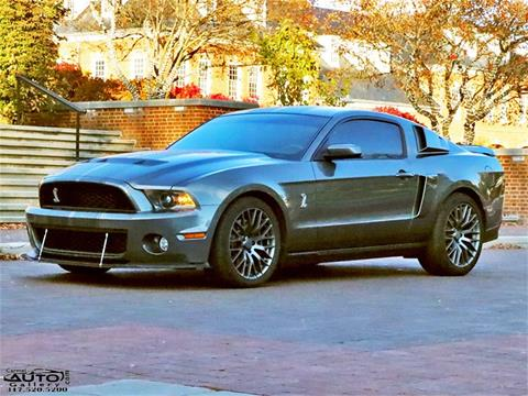 2011 Ford Shelby GT500 for sale in Carmel, IN