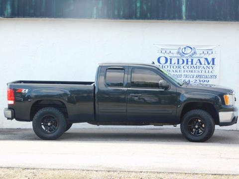 2012 GMC Sierra 1500 for sale in Wake Forest, NC