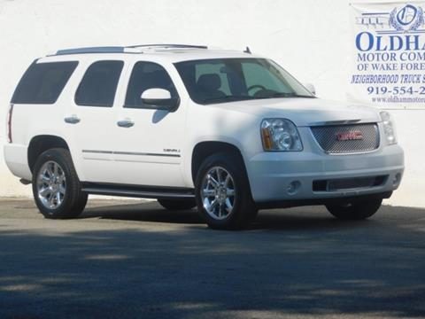2014 GMC Yukon for sale in Wake Forest, NC