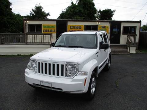 2012 Jeep Liberty for sale at Unlimited Auto Sales Inc. in Mount Sinai NY
