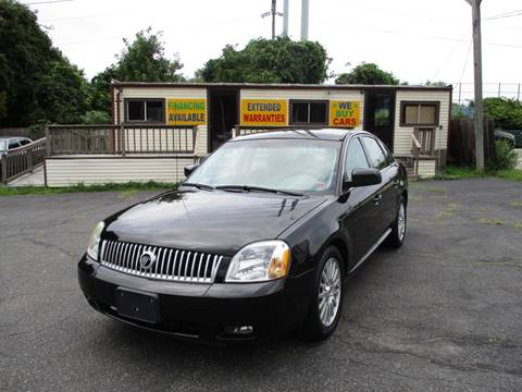 2007 Mercury Montego for sale at Unlimited Auto Sales Inc. in Mount Sinai NY
