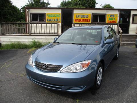 2003 Toyota Camry for sale at Unlimited Auto Sales Inc. in Mount Sinai NY