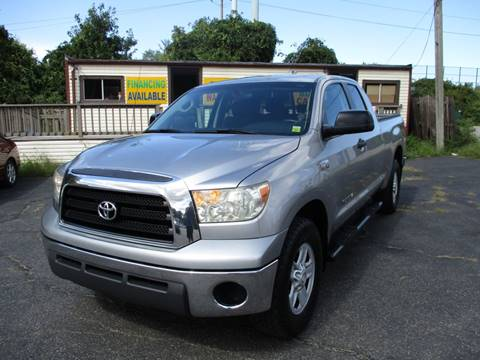 2008 Toyota Tundra for sale at Unlimited Auto Sales Inc. in Mount Sinai NY