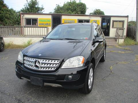 2006 Mercedes-Benz M-Class for sale at Unlimited Auto Sales Inc. in Mount Sinai NY