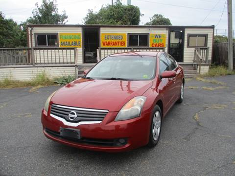 2007 Nissan Altima for sale at Unlimited Auto Sales Inc. in Mount Sinai NY