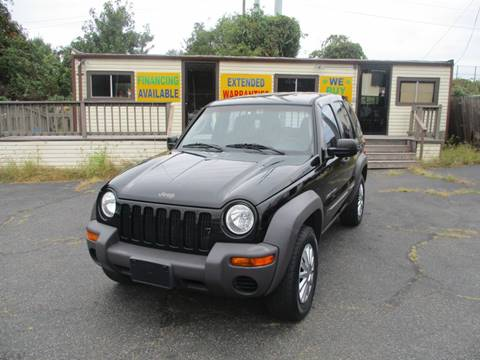 2002 Jeep Liberty for sale in Mount Sinai, NY