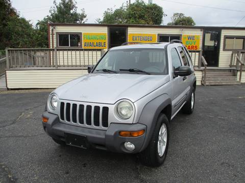 2004 Jeep Liberty for sale in Mount Sinai, NY