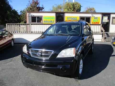 2006 Kia Sorento for sale at Unlimited Auto Sales Inc. in Mount Sinai NY