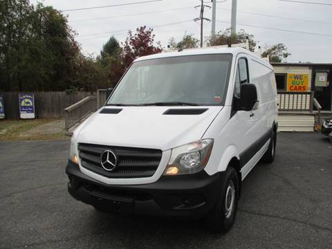 2015 Mercedes-Benz Sprinter Cargo for sale in Mount Sinai, NY