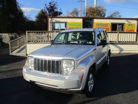 2011 Jeep Liberty for sale at Unlimited Auto Sales Inc. in Mount Sinai NY