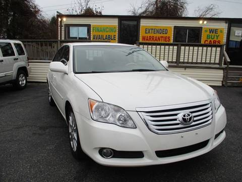 2010 Toyota Avalon for sale at Unlimited Auto Sales Inc. in Mount Sinai NY