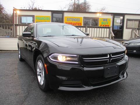 2015 Dodge Charger for sale at Unlimited Auto Sales Inc. in Mount Sinai NY