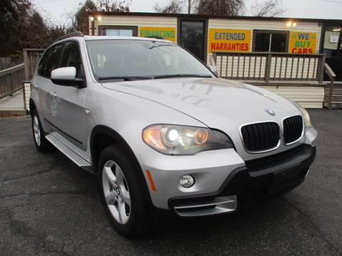 2008 BMW X5 for sale at Unlimited Auto Sales Inc. in Mount Sinai NY