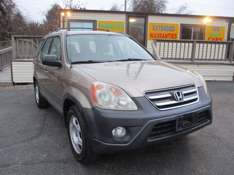 2005 Honda CR-V for sale at Unlimited Auto Sales Inc. in Mount Sinai NY