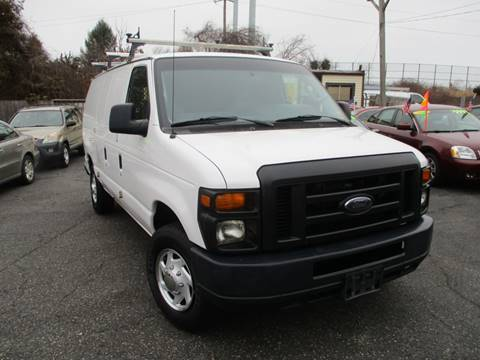 2012 Ford E-Series Cargo for sale at Unlimited Auto Sales Inc. in Mount Sinai NY