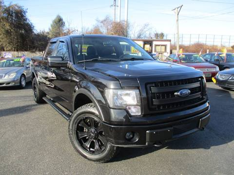 2010 Ford F-150 for sale at Unlimited Auto Sales Inc. in Mount Sinai NY