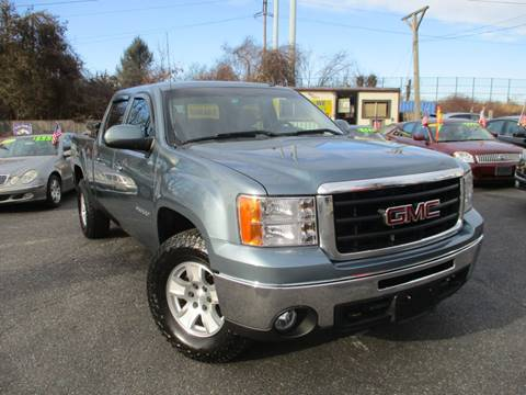 2010 GMC Sierra 1500 for sale at Unlimited Auto Sales Inc. in Mount Sinai NY