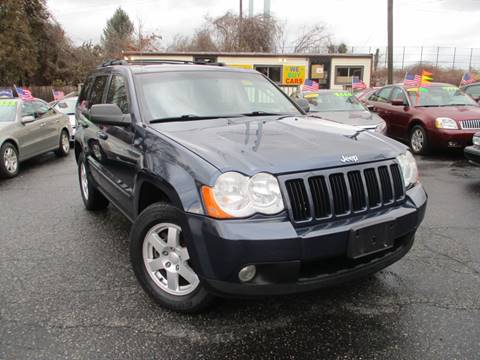 2008 Jeep Grand Cherokee for sale at Unlimited Auto Sales Inc. in Mount Sinai NY