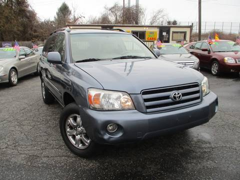 2005 Toyota Highlander for sale at Unlimited Auto Sales Inc. in Mount Sinai NY
