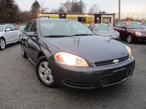 2009 Chevrolet Impala for sale at Unlimited Auto Sales Inc. in Mount Sinai NY