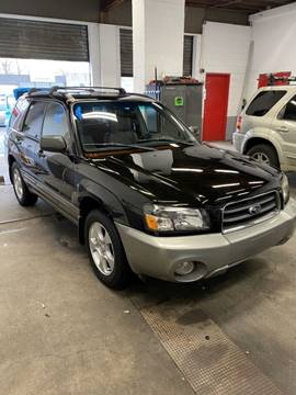 2003 Subaru Forester for sale at Unlimited Auto Sales Inc. in Mount Sinai NY