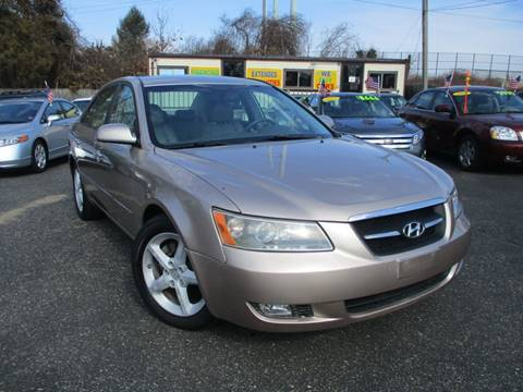 2008 Hyundai Sonata for sale at Unlimited Auto Sales Inc. in Mount Sinai NY