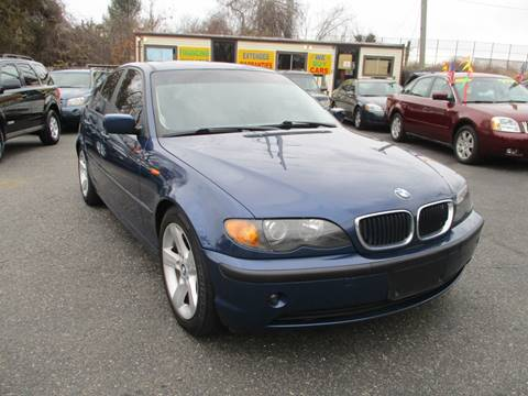 2004 BMW 3 Series for sale at Unlimited Auto Sales Inc. in Mount Sinai NY